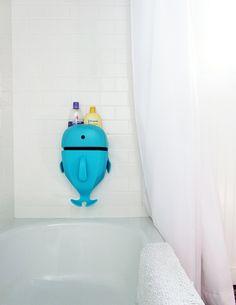 Bath toy storage - Boon Bath Toy Storage Whale via The A & B Stories