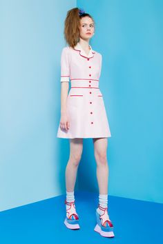 Women S Fashion Dresses Key: 6336892240 Harajuku Fashion, Kawaii Fashion, Cute Fashion, Girl Fashion, Vintage Fashion, Womens Fashion, Fashion Design, Frock Fashion, Runway Fashion