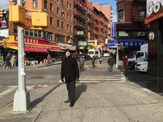 TM in China Town, NY