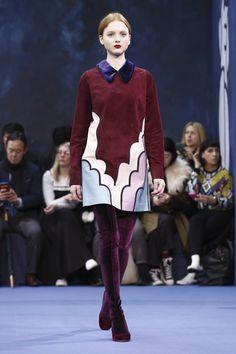 Roksanda Ready To Wear Fall Winter 2016 London