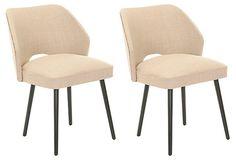 Charlotte Dining Chairs, Set of 2 on OneKingsLane.com