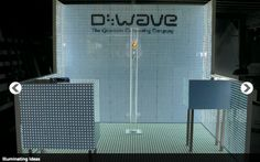 Exhibitor: A Space Odyssey | D-Wave Systems