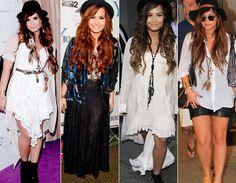 Evolução de estilo da Demi Lovato: veja os melhores looks já usados pela atriz! Moda Com que roupa?