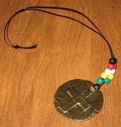 VBS Craft~ Wordless Book Cross Medallion | Mumx6 on Xanga