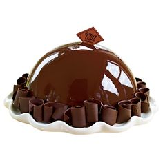Wegmans Chocolate Dome Cake