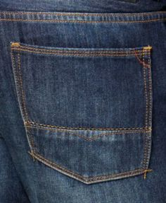 Tommy Bahama Men's Slim-Fit Barbados Vintage Jeans - Blue 33x30