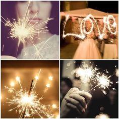 sparklers?