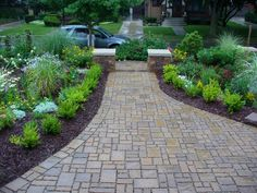Gorgeous+Landscaping+Front+yard+photo | Front Yard Landscape , 7 Beautiful Front Yard Walkway Ideas ...