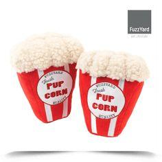 FuzzYard Pupcorn Dog Toy -- AUD 12.95