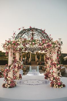 Luxury weddings in Cyprus - Coveted Luxury Weddings & Events Wedding Reception Entrance, Wedding Table, Wedding Ceremony, Wedding Decorations, Table Decorations, Decor Wedding, Diy Wedding, Wedding Dress, Wedding Of The Year