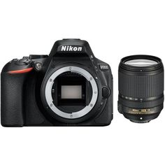 Nikon D5600 DSLR Camera Body with AFS 18-140mm Lens Kit (Black) //Price: $1040.75//     #storecharger