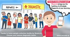 www.3hcare.in brings you the facilities of diagnostic at your doorstep #health #healthcare #healthtips #onlinehealthcare #onlinehealthtips #care #cure #healthylife #healthyliving