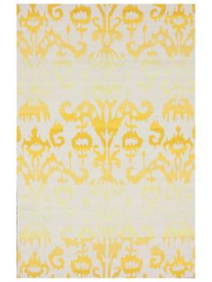 Ikat Hand-Tufted Rug by nuLOOM at Gilt