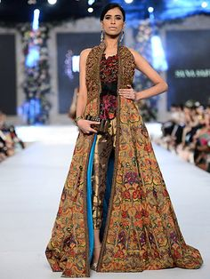 Best Looks from PFDC L'Oréal Paris Bridal Week 2015 - Frugal2Fab