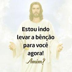 Estou indo levar a bênção para você agora! Acesse: www.osegredo.com.br / Unidos Somos Um