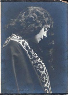 Eleonora Duse 1880's