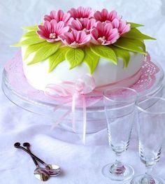 идея украшения торта 3