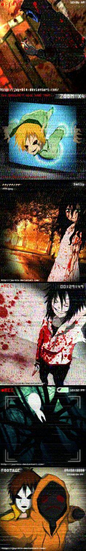 Eyeless Jack, Ben Drowned, Creepypasta Characters, Creepy Pasta, Horror Art, Legend Of Zelda, Anime, Quotes, Dark Art