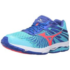 huge discount e35b3 47e24 Mizuno Women s Wave Sayonara 4 running Shoe