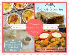 Weekend Recipe Link Up Party #6 via @Diane Gibbons Mommy Reviews