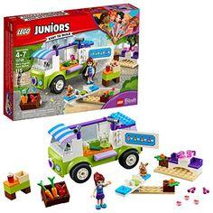 LEGO Juniors Mias Organic Food Market 10749 Building Kit 115 Piece for sale online