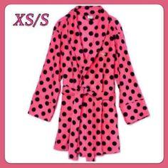 PINK Blush Robe Victoria secret Victoria's Secret Intimates & Sleepwear Robes