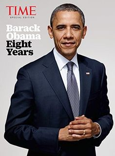 This is what a real president looks like on a real Time magazine cover.