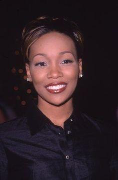 Monica burst onto the music scene in 1995.