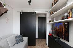 LURCA Apartamento descolado de 57 m² (Foto: Mariana Orsi / divulgação)