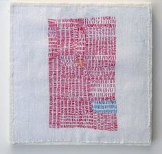 Terry Jarrard-Dimond Studio 24-7: Christine Mauersberger: Stitched Maps - Real and Imagined