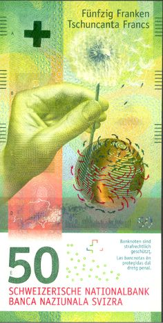 CHE-50-Front Switzerland Lands 2016 IBNS Bank Note of Year Award