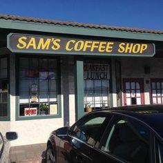 Sam's Coffee Shop - Half Moon Bay, CA,
