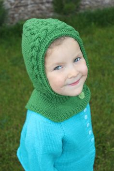 Frost Hood Toddler knit merino wool hood balaclava hat with neckwarmer.  hood hat with collar c01dd7a6f0cd