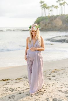 Laguna Beach Maternity Photographer 35 One Day Pregnancy Photos