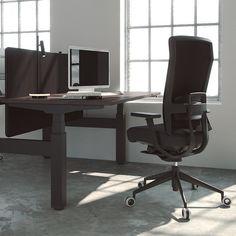 La famille de chaises de bureau TNK de Actiu regroupe toutes les caractéristiques nécessaires pour en faire d'excellentes chaises. ✔️ Performance⠀ ✔️ Qualité⠀ ✔️ Ergonomie ✔️ Design⠀ ✔️ Compétitivité Et vous, que recherchez-vous comme chaise de bureau ? Contactez-nous à projet@batiplus.ch et nous vous enverrons volontiers une offre selon vos besoins. Branches, Office Furniture, Comme, Corner Desk, Conference Room, Table, Design, Home Decor, Forearm Stand