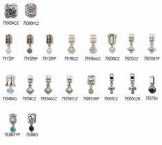 Pandora Charm Catalog