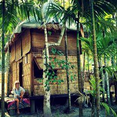 Kalapathar jungle hut, havelock island, andamans - India