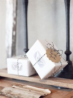 Christmas | gifts | wrapping