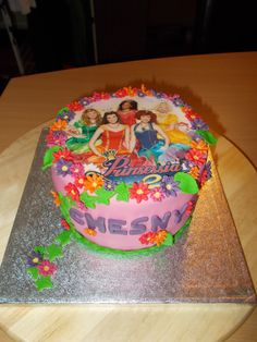 prinsessia taart