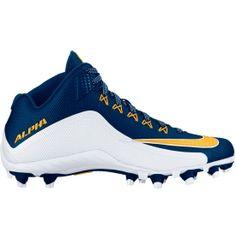 Nike Men\u0027s Alpha Pro 2 Mid TD NFL Team Football Cleats - Dick\u0027s Sporting  Goods