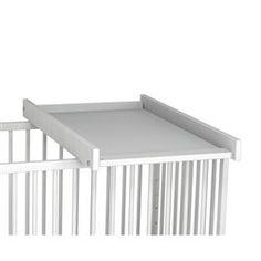 Table à langer Baby Fox  transportable laqué blanc  - Table à langer, sac à langer la redoute