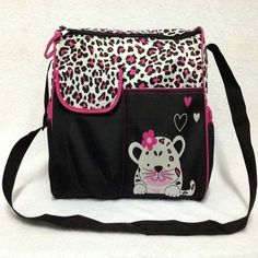 Summer Style Animal Baby Diaper Bag