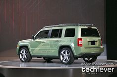 jeep patriot gas mileage