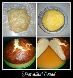 Hawaiian Bread - Vita-Mix Dry Container!!    Recipe found in the Whole Grains Dry Container cookbook!