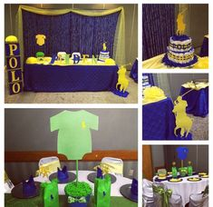 145 Best Polo Baby Shower Images Baby Boy Shower Boy Baby Showers