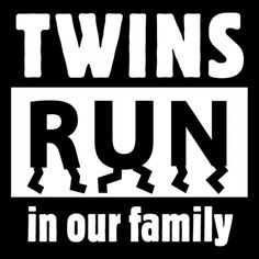TWINS RUN (walk and/or ride) IN OUR FAMILY   AlexsLemonade.org