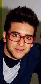 The Red glasses man..Piero Barone! ⭐️IL VOLO⭐️