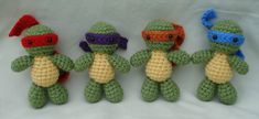 teenage mutant ninja turtles by *TheArtisansNook on deviantART
