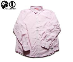 "【NESTA BRAND】【ネスタブランド】ストライプ長そでシャツ ""NATURAL STRIPE"" ピンク M-2XL【長そで】【ラスタ】【レゲエ】【ボタンシャツ】【Rasta】【pink】【ロングスリーブ】【T1301SP】【送料無料】【あす楽】【楽天市場】"
