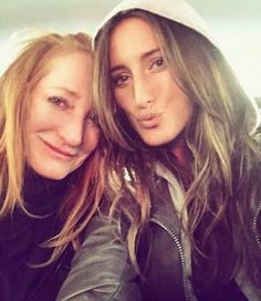 Mommy@jsprings Patti Scialfa and Jessica Springsteen